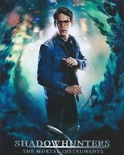 Alberto Rosende Shadow Hunters signed 8x10 photo with COA by CHA