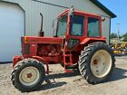 1994 BELARUS 572 TRACTOR, CAB, 4X4, HEAT, 540 PTO, 65 HP PRE-EMISSIONS, 230 HRS