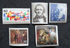 Sello BERLIN Stamp (ALEMANIA) - 5 sellos de 1986 n (Cyn27)