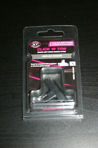 KT Click N Tow Box Trailer Light Wiring Harness (Fitting # 6) - T-Plug - KT58000
