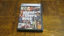 GRAND THEFT AUTO IV PC DVD ROM BOOK MAP HINTS GUIDE KEY COMPLETE