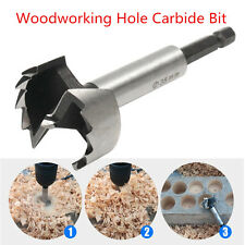35mm Dia Hinge Boring Kit Woodworking Hole Opener Multi Carbide Bit Punch Drill