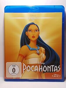 Pocahontas   Blu-ray   Zustand neuwertig