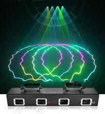 800mw Full color laser light RGB beam scan stage light party DJ disco light xmas