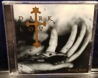 Dark Lotus - Black Rain CD insane clown posse twiztid anybody killa abk icp psy