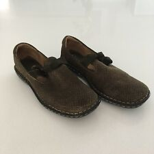 BORN Women's Shoes Size 6/36.5 Leather Upper & Lining Balance Man Made Material