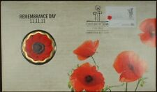 2011 PNC - Remembrance Day 11.11.11 with $5 coin
