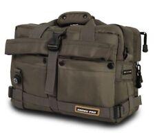 "Naneu Pro Military Ops Sierra (Olive Drab) Briefcase/Messenger 12.1"" Laptop Bag"