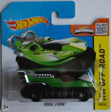 Hot Wheels - Hover Storm Luftkissenboot grün/schwarz Neu/OVP
