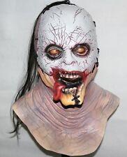 Las colinas ejecutar Red Baby Face Zombie Máscara Halloween Elaborado Vestido Babyface miedo