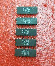 5 x TDC0148DG = LM148 Quad General-Purpose Operational Amplifier Ceramic DIP14