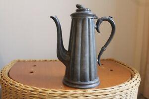 Electroplated Silver - COFFEE POT -  Richard Richardson ( Sheffield) - 1873-1883