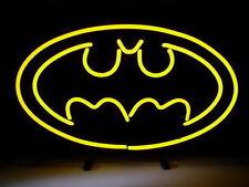 "New Batman Hero Logo Neon Sign 20""x16"""
