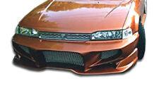 90-93 Honda Accord Aggressor Front Bumper Body Kit - Brand New - In Stock