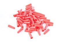 20 Stück Isolierkappen Isolierkappe für Presshülsen rot Isolierhülsen