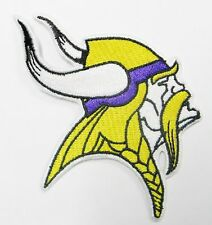 LOT OF (1) NFL MINNESOTA VIKINGS EMBROIDERED LOGO PATCH/PATCHES ITEM # 25