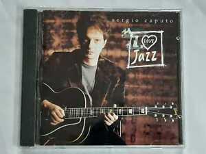 Sergio Caputo I Love Jazz Cd Nuovo Sigillato