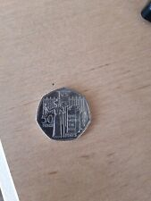 Vgc 2003 rare SUFFRAGETTE 50p piece Give Women the Vote Fifty Pence