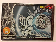 Dragon Ball Z Skill Card Collection N55