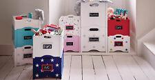 Mix&Match Wooden Cabinet Bedroom Nursery Toy Book Storage Box