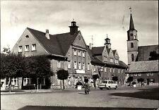 ROTHENBURG Kr. Niesky Sachsen DDR AK Postkarte Trabant Trabbi alte Postkarte