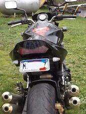 Kawasaki and Ninja Fender eliminator tail tidy kit UNIV black 2T/S