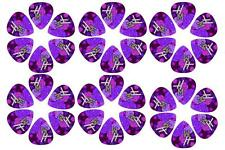 Disney Hannah Montana Guitar Picks- 6 Tear-drop shaped picks, HMPIK6 ^6