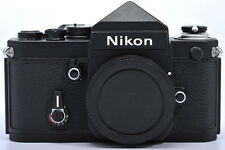 Nikon F2 Titan No name SLR Used Camera Japan Edition with Front Cap (14J026)