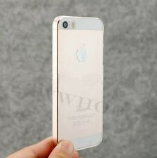 New Best Clear Transparent Crystal Hard Cover Case Skin For Apple iPhone 5 5S