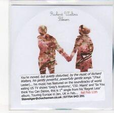 (DL263) Richard Walters, Blossom - DJ CD