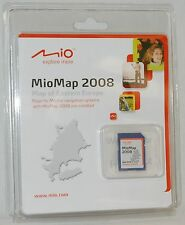 NEW Mio MioMap 2008 Map of EASTERN EUROPE Moov Series GPS SD Card Update Kit