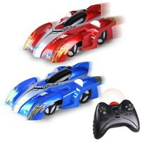 Wall Climbing Remote Control Car Radio Controlled Stunt RC Racing Toys Gift PP