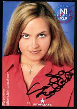 Sandra Bardenbacher Autogrammkarte Original Signiert ## BC 23864