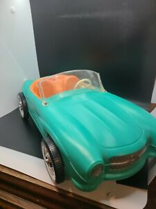 1962 Barbie & Friends Mercedes Convertible Car by Irwin