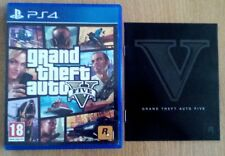 Grand Theft Auto 5 GTA V on Sony PlayStation 4 (PS4) PAL UK Europe