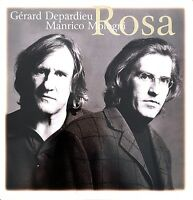 Gérard Depardieu / Manrico Mologni CD Single Rosa - France (EX+/M)