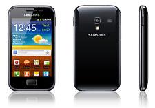 Samsung Galaxy Ace Plus GT-S7500 - 3GB - Black (Unlocked) Smartphone A+