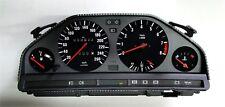 BMW E30 Tacho 260km / 8000Umin / Öltemperatur Anzeige 4 und 6 Zylinder