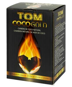 TOM COCO GOLD Premium 25mm Naturkohle 1kg