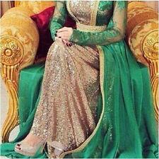 Moroccan Kaftan Mother Evening Dress Plus Size Arabic Dubai Evening Dresses Long