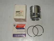 *YAMAHA NOS - PISTON & RING SET - IT125 - 1st - 1980-81 - 3R9-11635-00