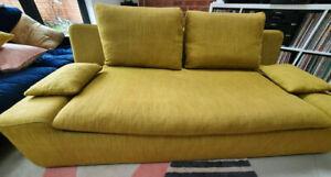 Designer HABITAT Kasha 2/3 seater sofa