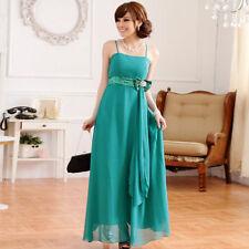 Elegant/Abende Damenkleider aus Chiffon in Größe 38