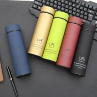 Thermos Bottle 500ml With Strainer For Coffee Tea Thermos Thermo Vacuum Cup