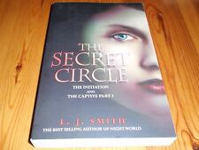 *NEW* The Secret Circle: The Initiation and the Captive, Part 1 by L. J. Smith