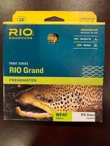 Rio Grand Fly Line WF4F New in Box