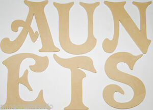 Wooden letters 28 cm MDF-Hand made,Names,Signs,Kids,Home,Craft-Longdon-Ex Large