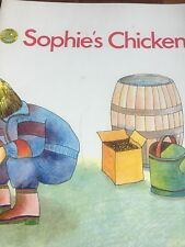 Teacher Big Book SOPHIES CHICKEN Kindergarten 1st SHARED READING RIGBY TADPOLE