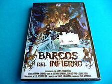 HELL BOATS / BARCOS DEL INFIERNO - ENGLISH/ESPAÑOL - Paul Wendkos 1970 - Precint