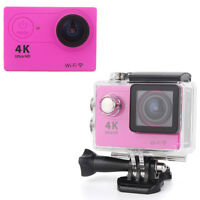 4K 1920P HD Wi-Fi Sport Camcorder 30m Water-Proof CMOS 12Mp Action Camera / PK